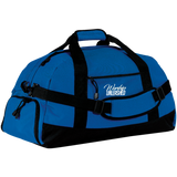 Worship Unleashed Large-Sized Duffel Bag Bags- Warrior Design Co. | Quality Affordable Branding Solutions
