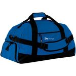 Life Change Large-Sized Duffel Bag Bags- Warrior Design Co. | Quality Affordable Branding Solutions