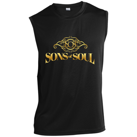 Sons of Soul Performance T-Shirt T-Shirts- Warrior Design Co. | Quality Affordable Branding Solutions