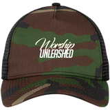 Worship Unleashed Snapback Cap Hats- Warrior Design Co. | Quality Affordable Branding Solutions