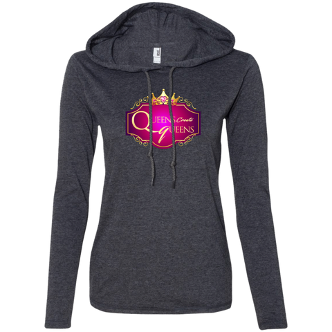 Queens create Queens T-Shirt Hoodie - Warrior Design Co. | Quality Affordable Branding Solutions