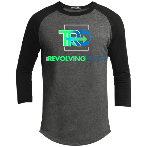 The Revolving Door Sporty T-Shirt T-Shirts- Warrior Design Co. | Quality Affordable Branding Solutions