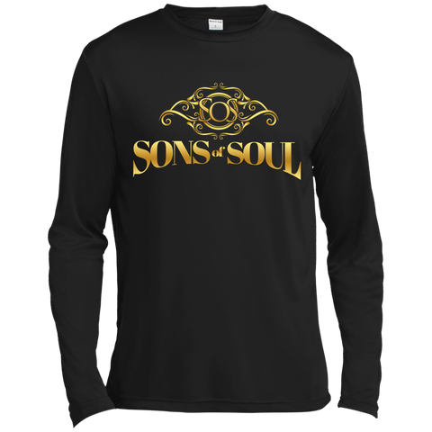 Sons of Soul Moisture Absorbing T-Shirt T-Shirts- Warrior Design Co. | Quality Affordable Branding Solutions