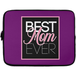 Best Mom Ever Laptop Sleeve - 13 inch Laptop Sleeves- Warrior Design Co. | Quality Affordable Branding Solutions