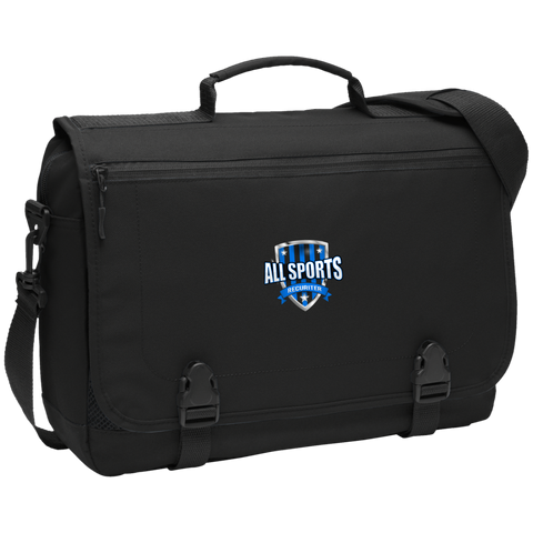 All Sports Recruiter  Briefcase Bags- Warrior Design Co. | Quality Affordable Branding Solutions