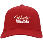 Worship Unleashed Twill Cap Hats- Warrior Design Co. | Quality Affordable Branding Solutions