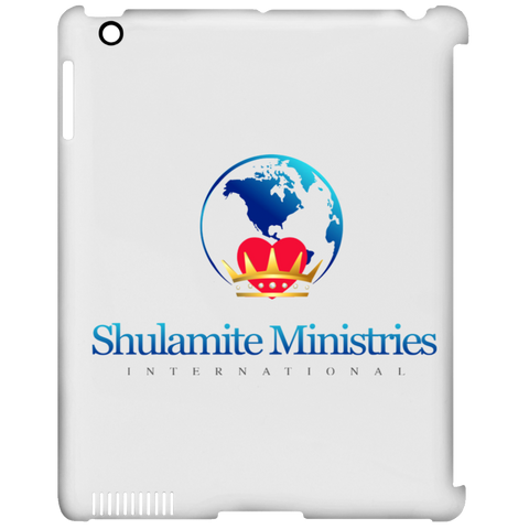Shulamite iPad Clip Case Tablet Covers- Warrior Design Co. | Quality Affordable Branding Solutions