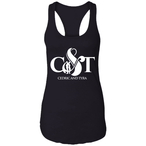 Cedric & Tyra Women's Tank T-Shirts- Warrior Design Co. | Quality Affordable Branding Solutions