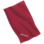 MBAGA Towel Towels- Warrior Design Co. | Quality Affordable Branding Solutions