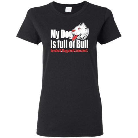 Pit Bull Women's T-Shirt - Warrior Design Co. | Quality Affordable Branding Solutions