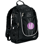 Moore Marketing Icon Rugged Bookbag Bags- Warrior Design Co. | Quality Affordable Branding Solutions
