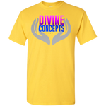 Divine Concepts T-Shirt T-Shirts- Warrior Design Co. | Quality Affordable Branding Solutions