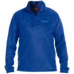 MBAGA 1/4 Zip Fleece Pullover Jackets- Warrior Design Co. | Quality Affordable Branding Solutions