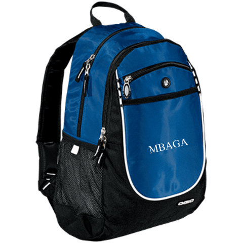 MBAGA Rugged Bookbag Bags- Warrior Design Co. | Quality Affordable Branding Solutions