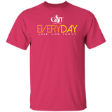 Everyday T-Shirt T-Shirts- Warrior Design Co. | Quality Affordable Branding Solutions