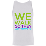 Run/Walk 4 Water Unisex Tank T-Shirts- Warrior Design Co. | Quality Affordable Branding Solutions
