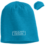 Duggan's Distillers Slouch Beanie Hats- Warrior Design Co. | Quality Affordable Branding Solutions