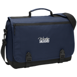 Worship Unleashed Briefcase Bags- Warrior Design Co. | Quality Affordable Branding Solutions