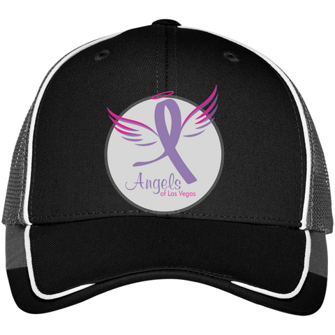 Angels of Las Vegas Mesh Back Cap Hats- Warrior Design Co. | Quality Affordable Branding Solutions