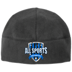 All Sports Recruiter Fleece Beanie Hats- Warrior Design Co. | Quality Affordable Branding Solutions