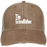 The Grandfather Ollie Cap Hats- Warrior Design Co. | Quality Affordable Branding Solutions