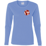 LVCVT Icon LS T-Shirt - Warrior Design Co. | Quality Affordable Branding Solutions