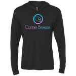 Connie Breeze Hooded T-Shirt T-Shirts- Warrior Design Co. | Quality Affordable Branding Solutions