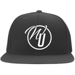 Worship Unleashed Flat Bill Flexfit Cap Hats- Warrior Design Co. | Quality Affordable Branding Solutions