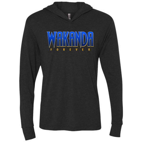 Wakanda Hooded T-Shirt T-Shirts- Warrior Design Co. | Quality Affordable Branding Solutions