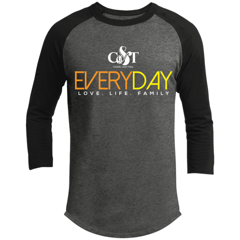 Everyday Sporty T-Shirt T-Shirts- Warrior Design Co. | Quality Affordable Branding Solutions