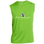 Jeremy Allen Performance T-Shirt T-Shirts- Warrior Design Co. | Quality Affordable Branding Solutions