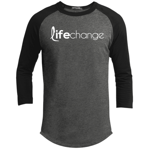 Life Change Sporty T-Shirt T-Shirts- Warrior Design Co. | Quality Affordable Branding Solutions