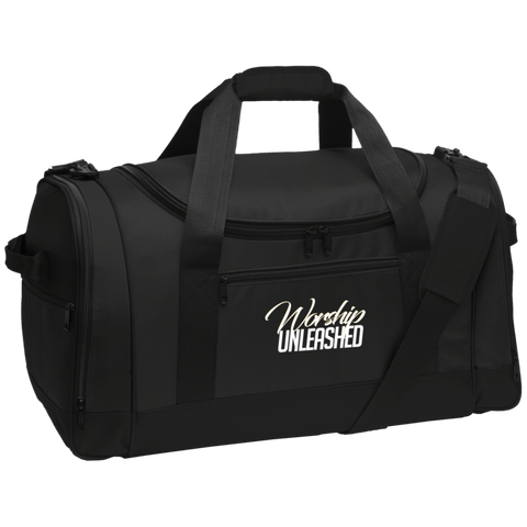 Worship Unleashed Travel Sports Duffel