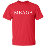 MBAGA Cotton T-Shirt T-Shirts- Warrior Design Co. | Quality Affordable Branding Solutions