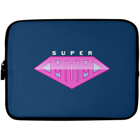 Super Mom Laptop Sleeve - 10 inch