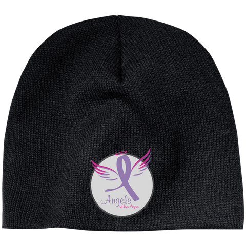 Angels of Las Vegas Acrylic Beanie Hats- Warrior Design Co. | Quality Affordable Branding Solutions