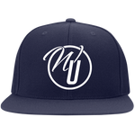 Worship Unleashed Flat Bill Snapback Hat