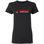 180 CWC Women's T-Shirt T-Shirts- Warrior Design Co. | Quality Affordable Branding Solutions