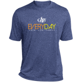 Everyday Moisture-Wicking T-Shirt T-Shirts- Warrior Design Co. | Quality Affordable Branding Solutions