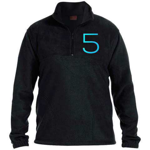 Cat 5 Fleece Pullover Jackets- Warrior Design Co. | Quality Affordable Branding Solutions