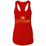 Everyday Women's Tank T-Shirts- Warrior Design Co. | Quality Affordable Branding Solutions