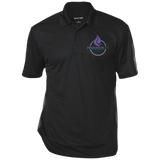 Innovation Life Men's Three-Button Polo Polo Shirts- Warrior Design Co. | Quality Affordable Branding Solutions