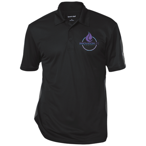 Innovation Life Men's Three-Button Polo - Warrior Design Co. | Quality Affordable Branding Solutions