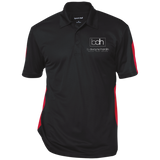 BDH Three-Button Polo Polo Shirts- Warrior Design Co. | Quality Affordable Branding Solutions