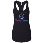 Connie Breeze Women's Tank T-Shirts- Warrior Design Co. | Quality Affordable Branding Solutions