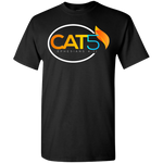 Cat 5 T-Shirt T-Shirts- Warrior Design Co. | Quality Affordable Branding Solutions