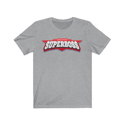 Superboss Short Sleeve Tee