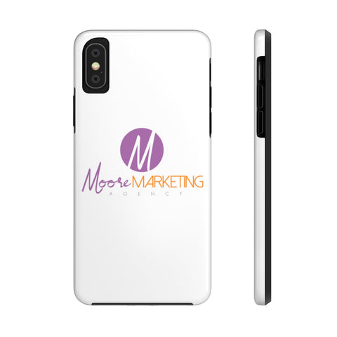 Moore Marketing Tough Phone Cases Phone Case- Warrior Design Co. | Quality Affordable Branding Solutions