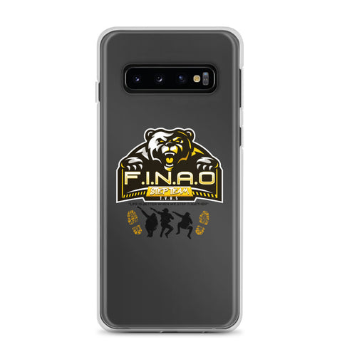 FINAO Samsung Phone case - Warrior Design Co. | Quality Affordable Branding Solutions