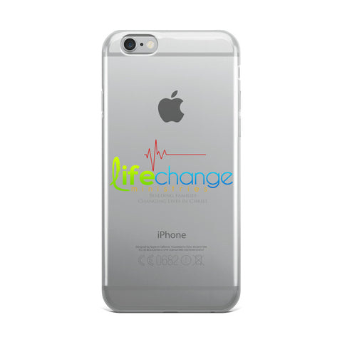 Life Change Ministries iPhone Case - Warrior Design Co. | Quality Affordable Branding Solutions